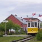 Die alte Tram