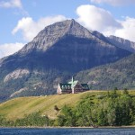 Waterton Lake - Pince of Wales