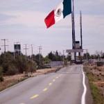 B.C.S. border