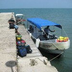 Our boat to Guatemala