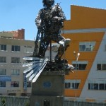 Che Guevara in El Alto
