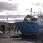 Ferry to Terra del Fuego