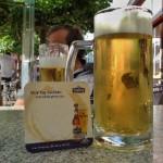The first beer in Germany! Fürstenberg